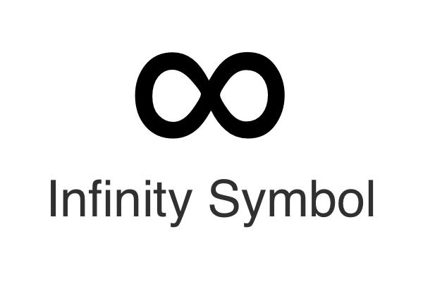 Infinity Symbol ∞